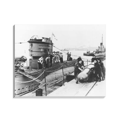 WRNS Torpedo Working Party at HMS Dolphin Notepad