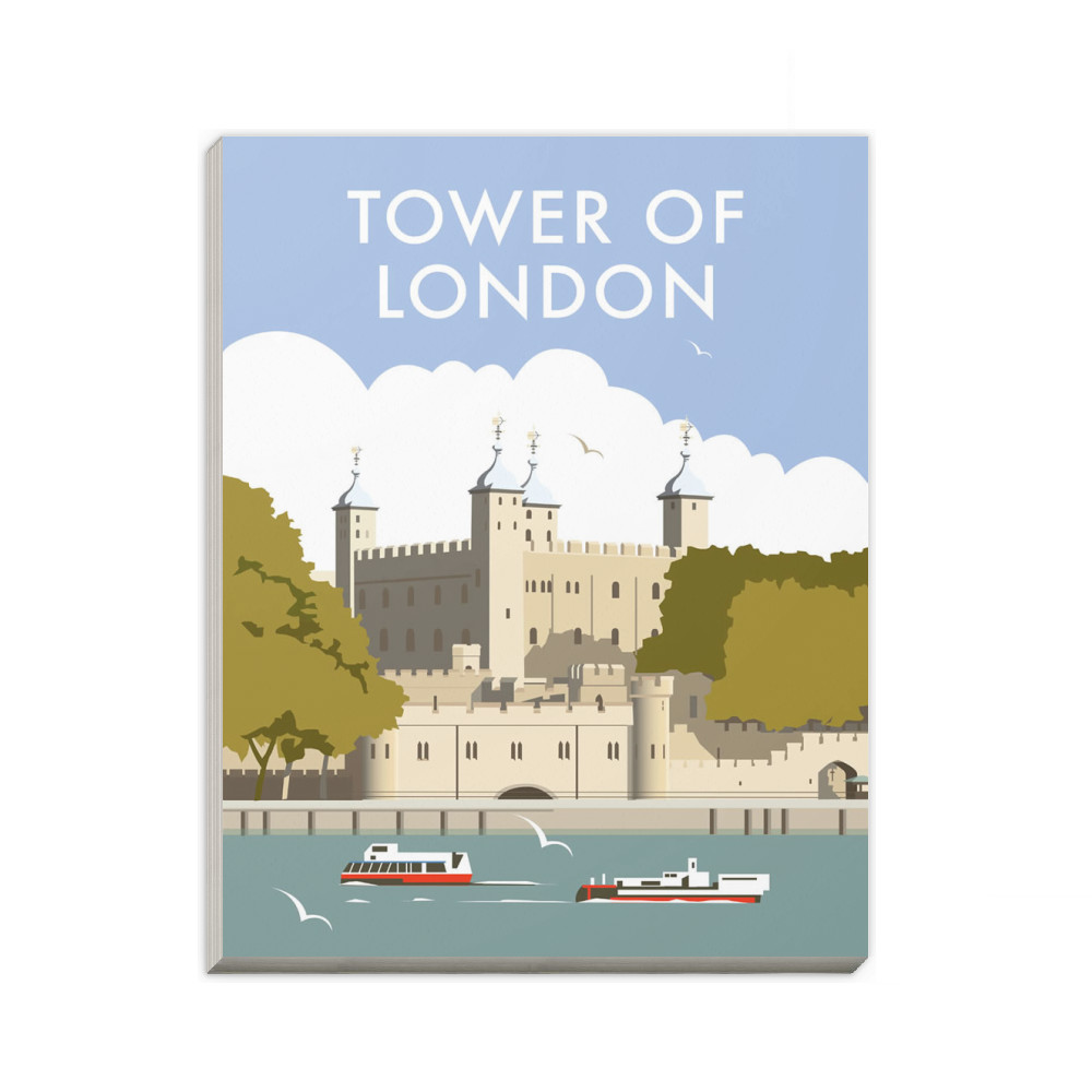 Tower of London A6 Notepad