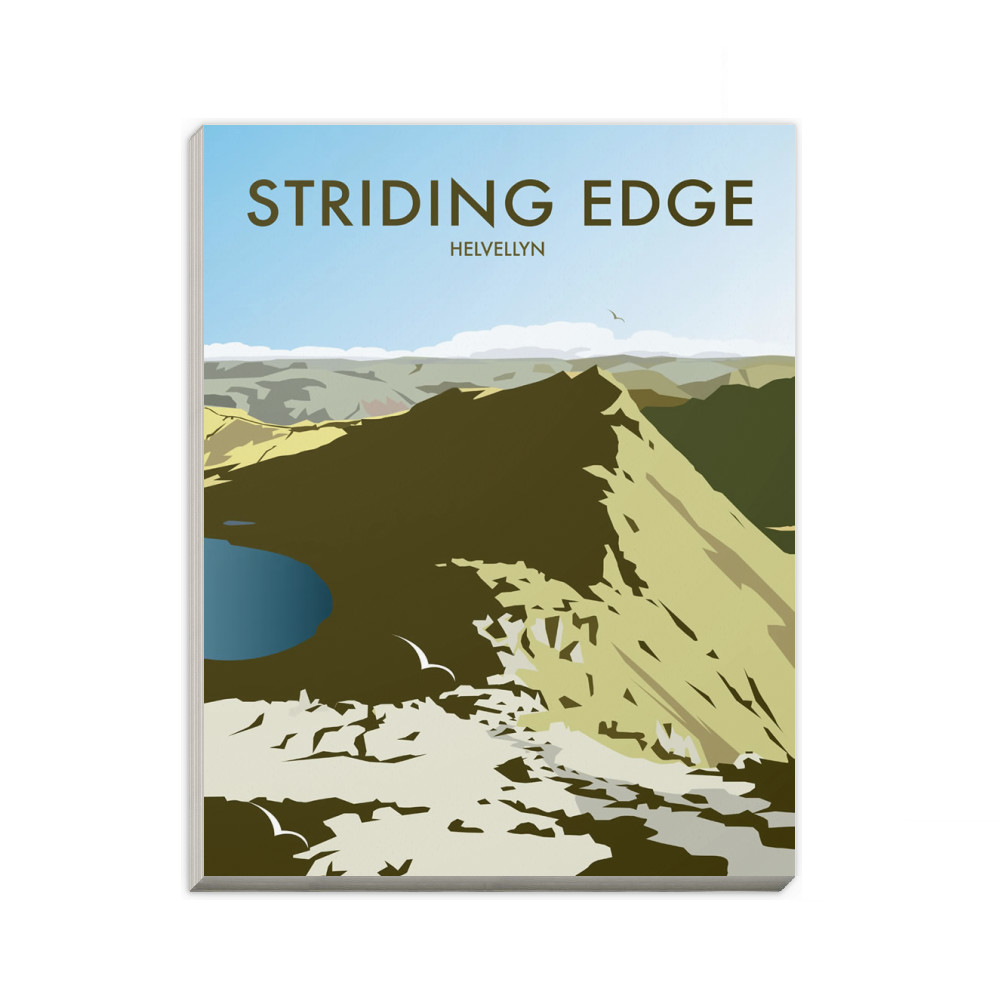 Helvellyn Edge, Lake District A6 Notepad