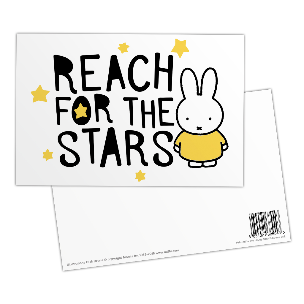 Miffy Reach for the Stars