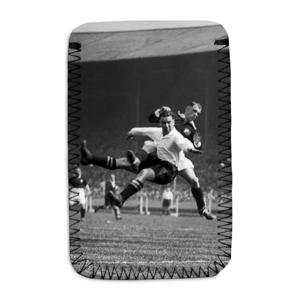 1933 FA cup final at Wembley. Everton 3 v Manchester City 0. Everton's.. Phone Sock