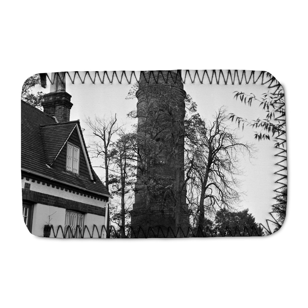 Stratton's Folly in Little Berkhamsted, 1969. Phone Sock