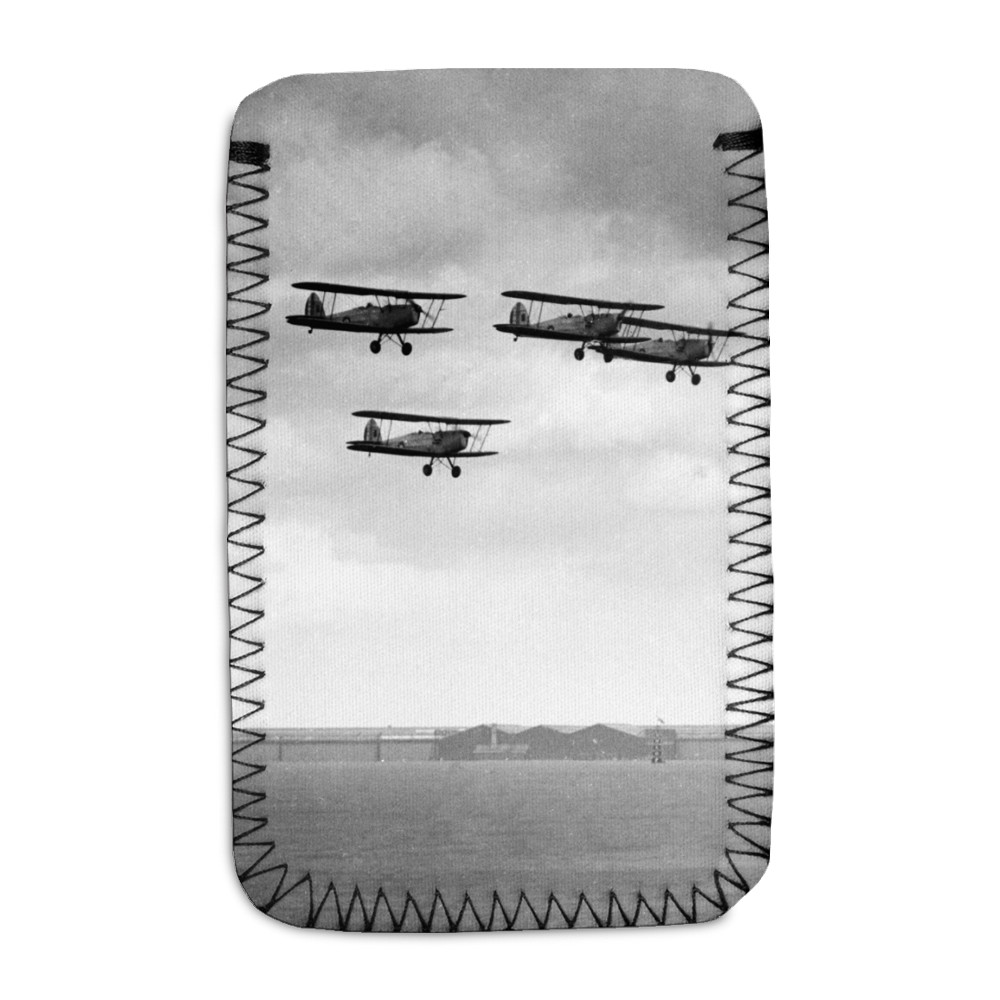 RAF Tiger Moth trainers Phone Sock Phone Sock