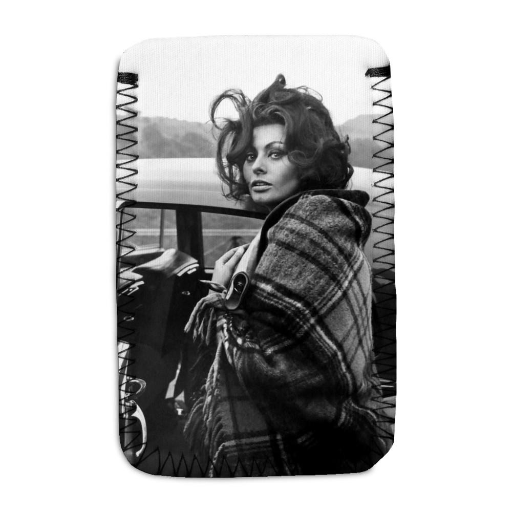 Sophia Loren  Phone Sock