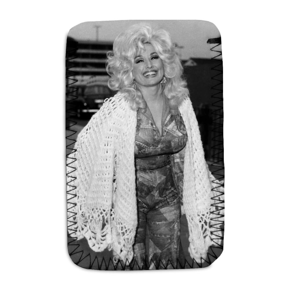 Dolly Parton Phone Sock
