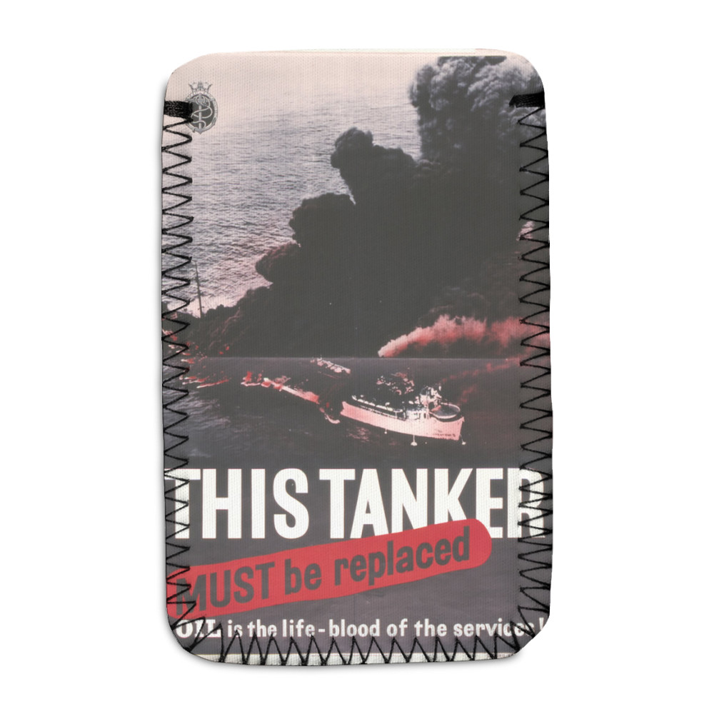 This Tanker Must be Replaced Phone Sock