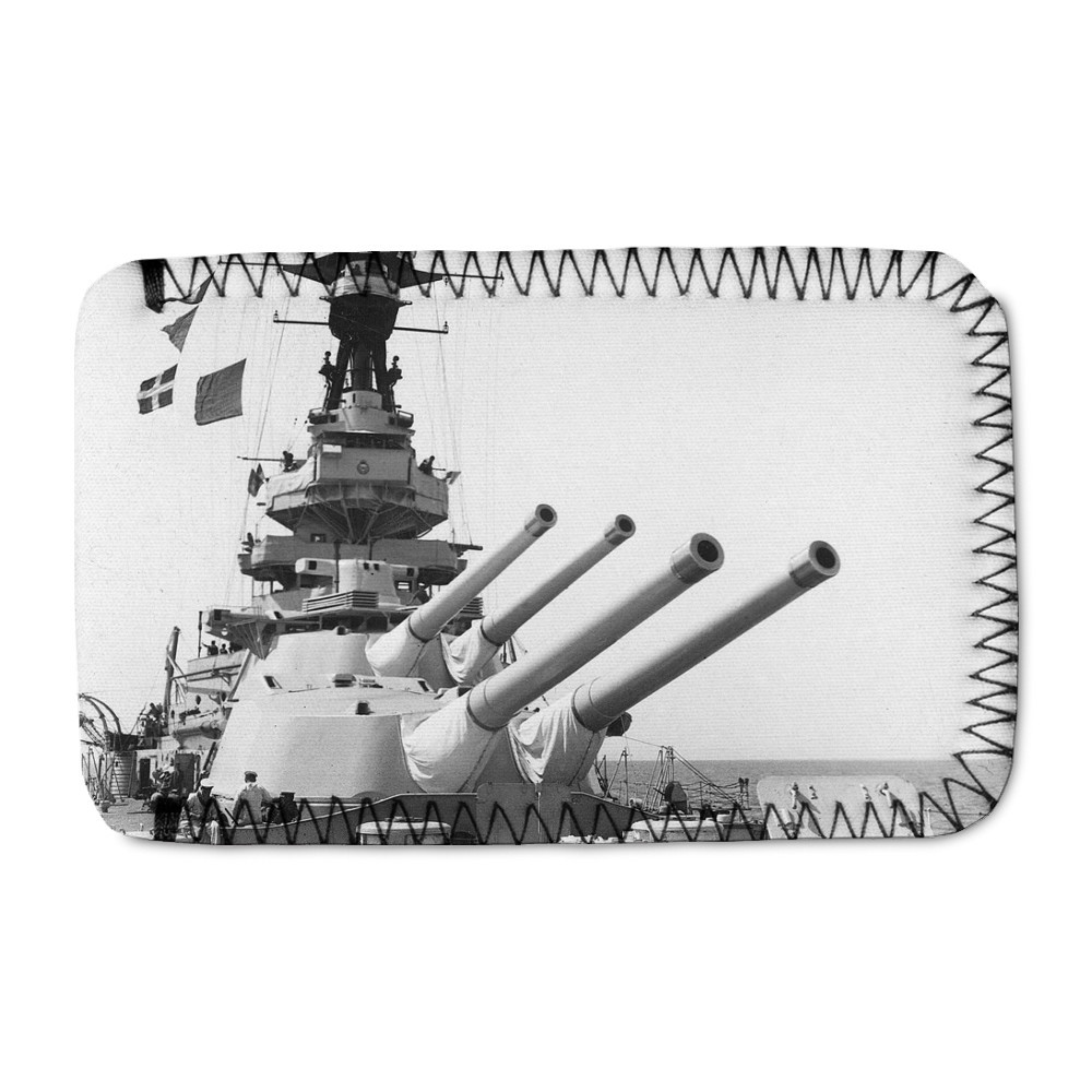 Guns of HMS Royal Oak Phone Sock