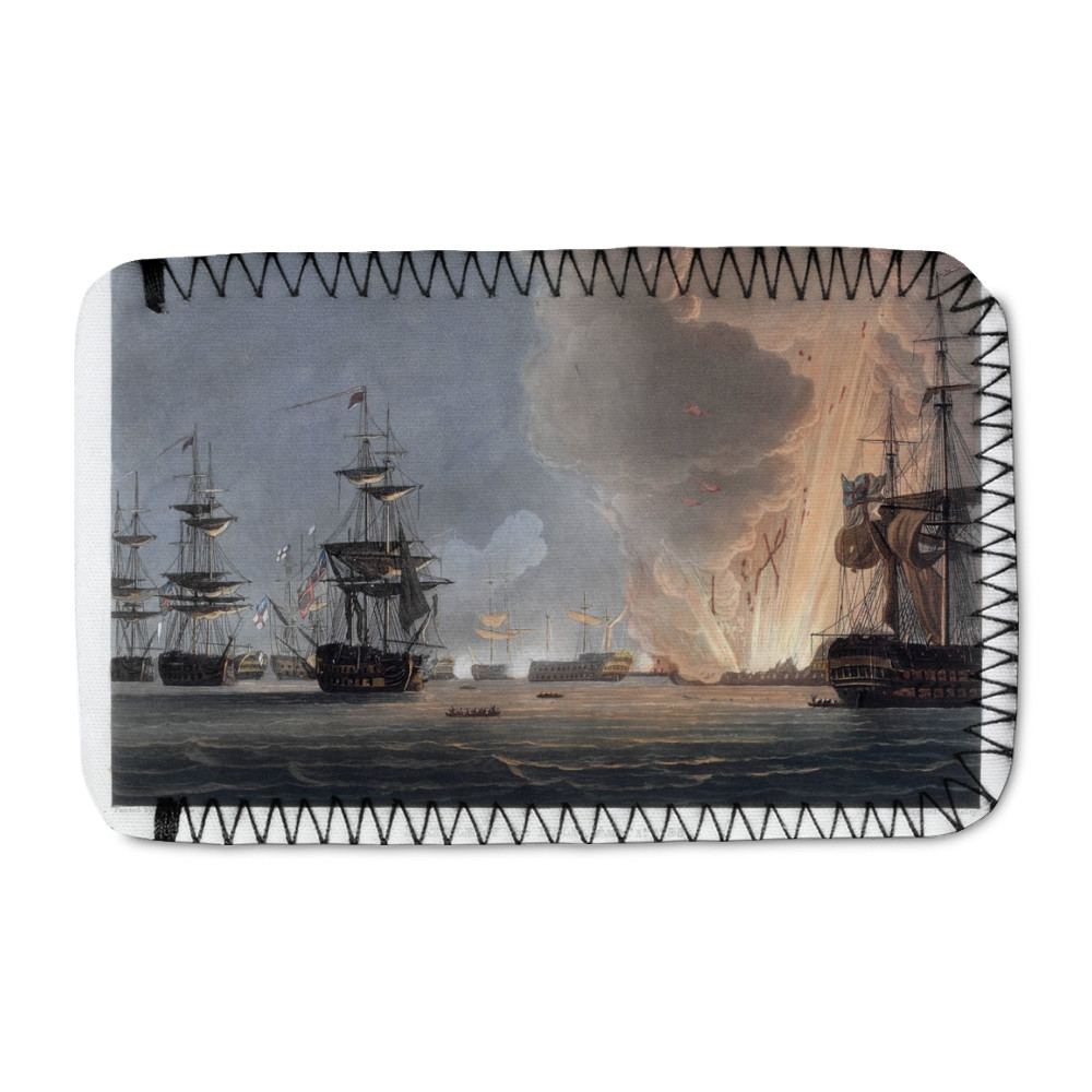Battle of the Nile, August 1798 Phone Sock