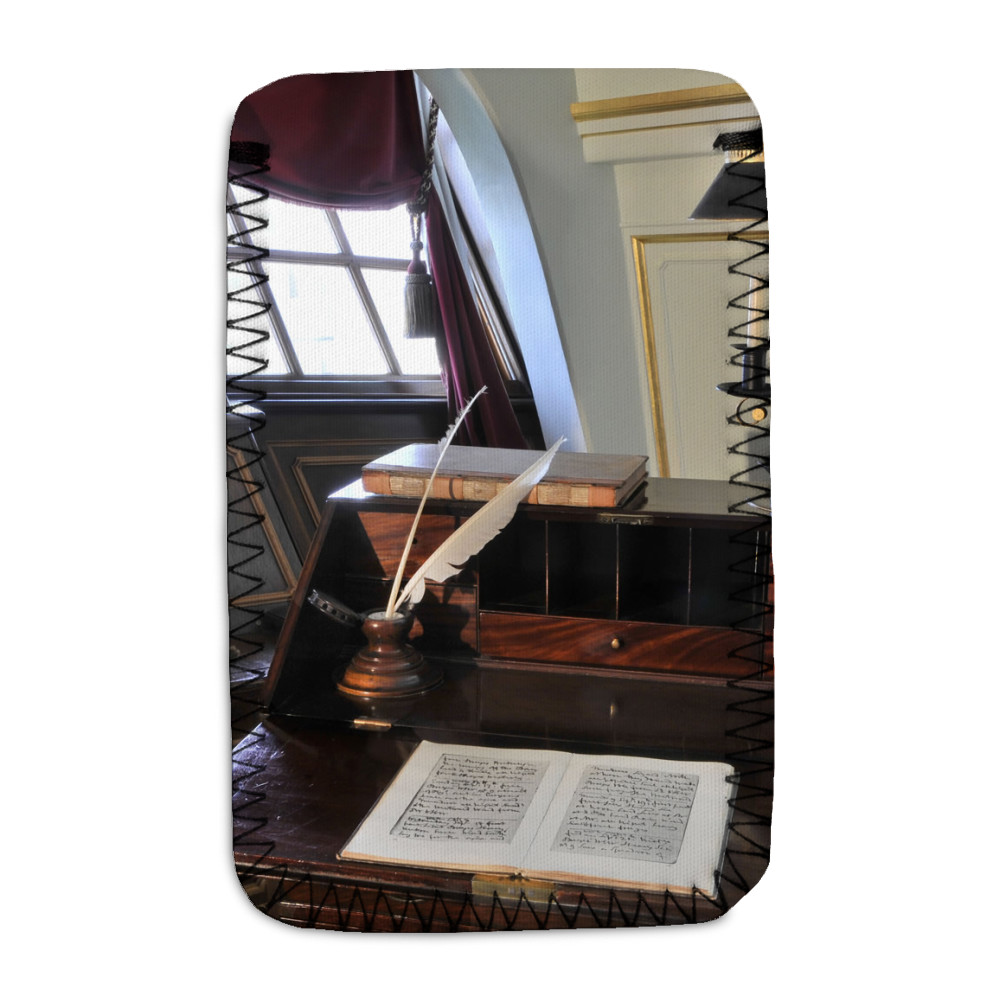 Nelson's Desk on HMS Victory Phone Sock