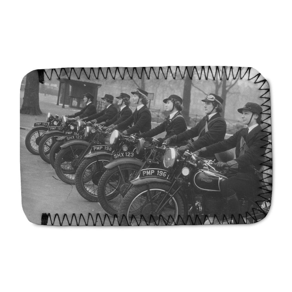 WRNS Despatch Riders Phone Sock