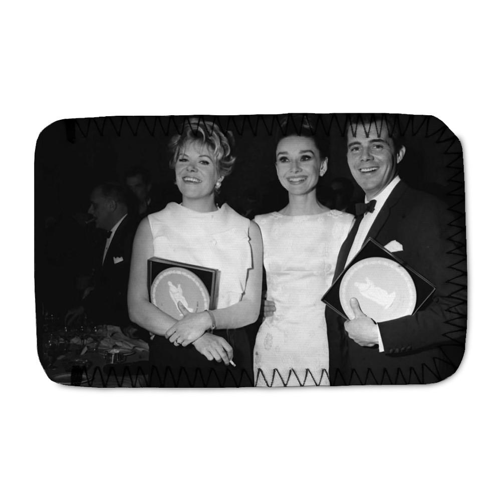 'Rachel Roberts, Audrey Hepburn and Dirk Bogarde' Phone Sock