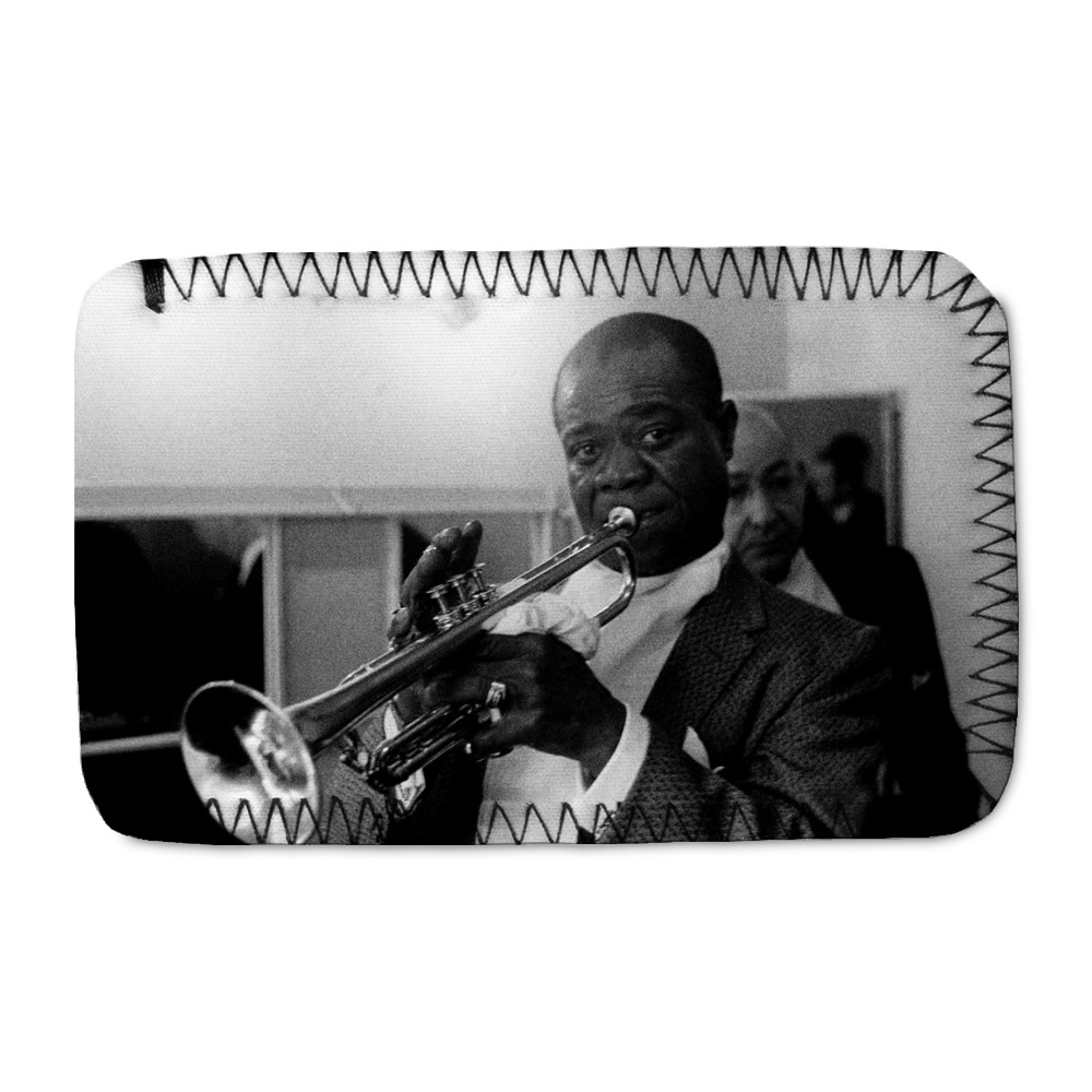 Louis Armstrong Phone Sock