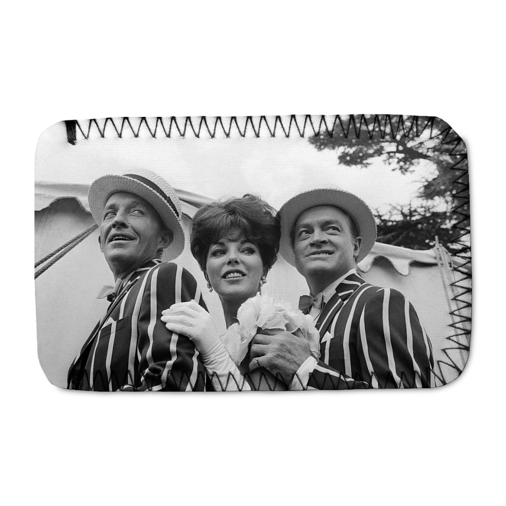 'Bing Crosby, Joan Collins and Bob Hope' Phone Sock