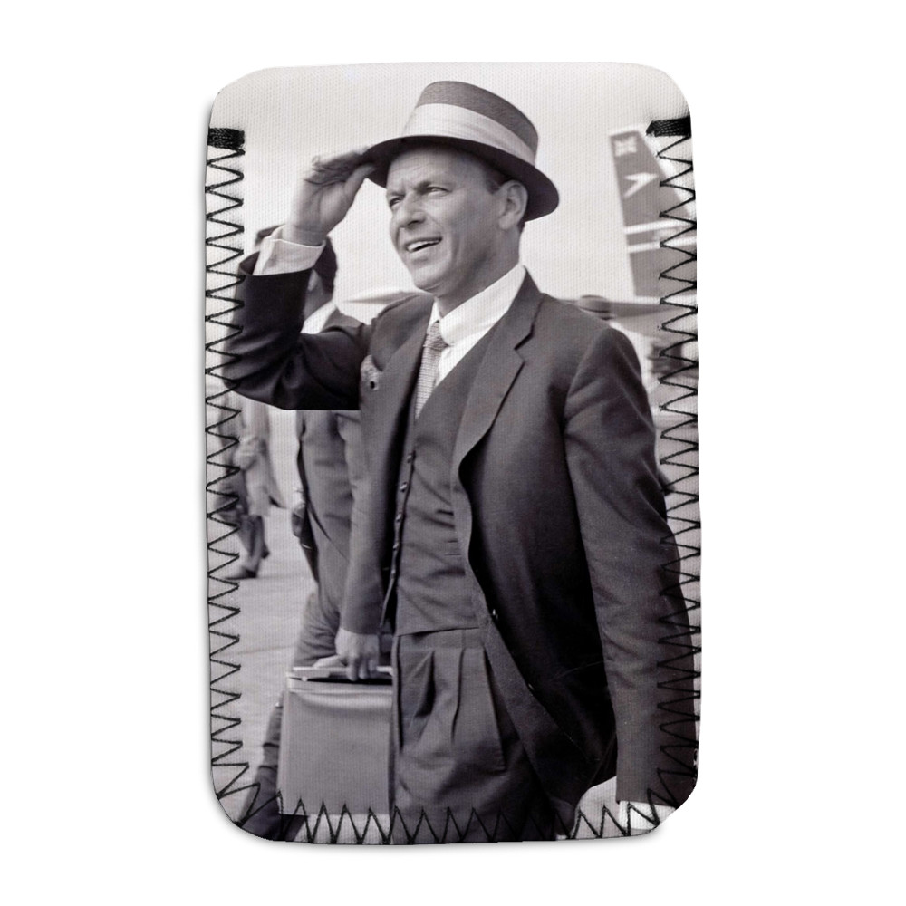 Frank Sinatra Phone Sock
