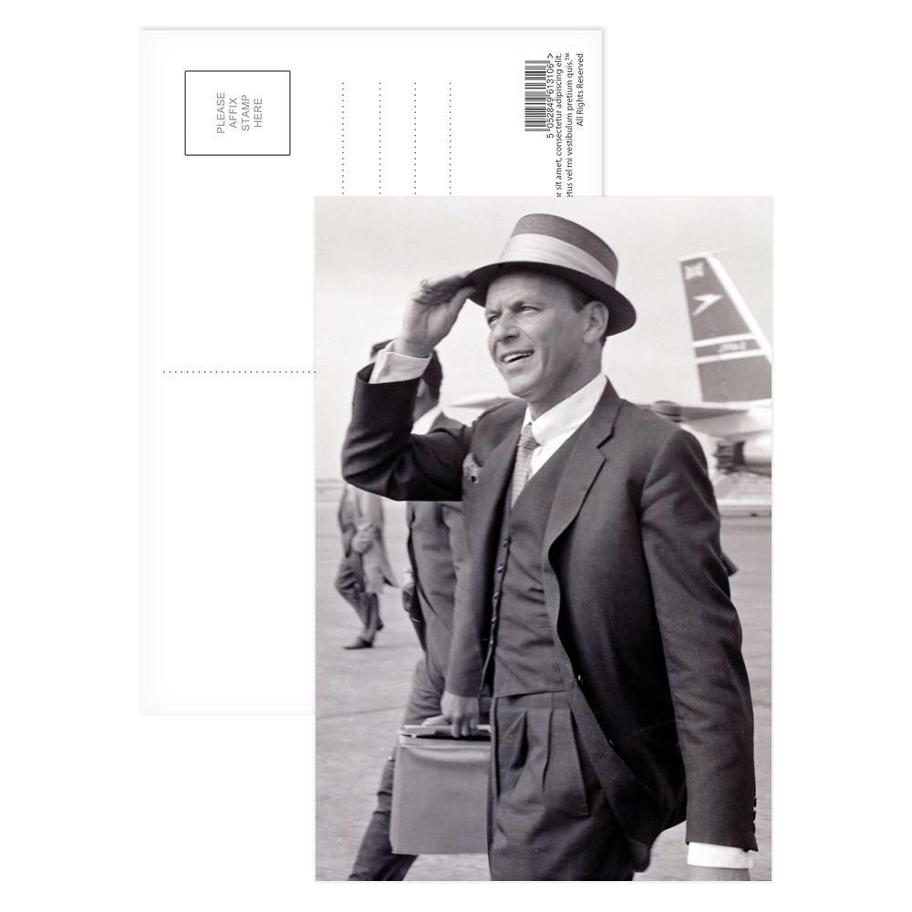 Frank Sinatra Postcard (x8)