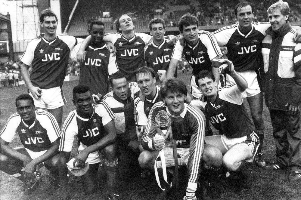 1989 League Champions : Arsenal Art Print