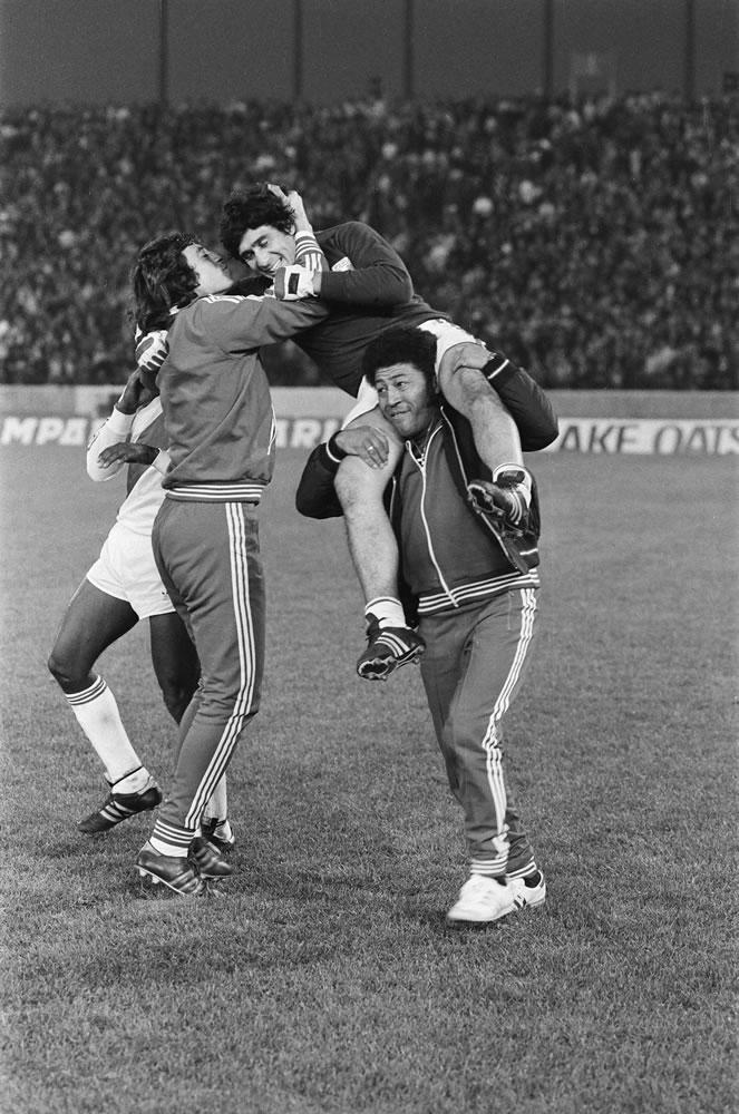 1978 World Cup: Scotland v Peru Art Print