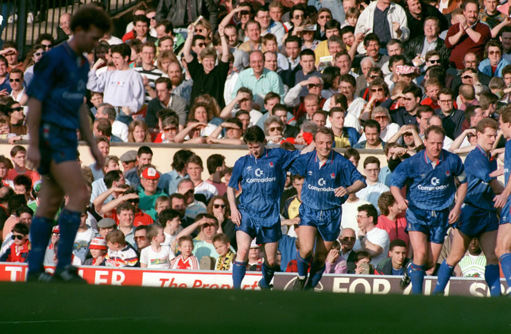 Image result for chelsea  1989