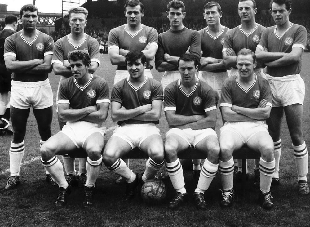 Chelsea FC Team 1960 Left To Right:-.. Art Print