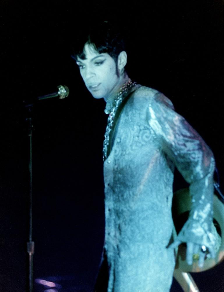 Prince Pop Star  Art Print