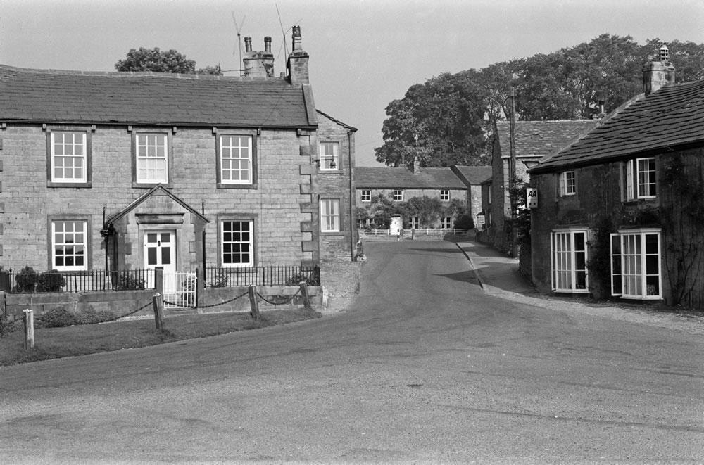 Burnsall, North Yorkshire, 1971. Art Print
