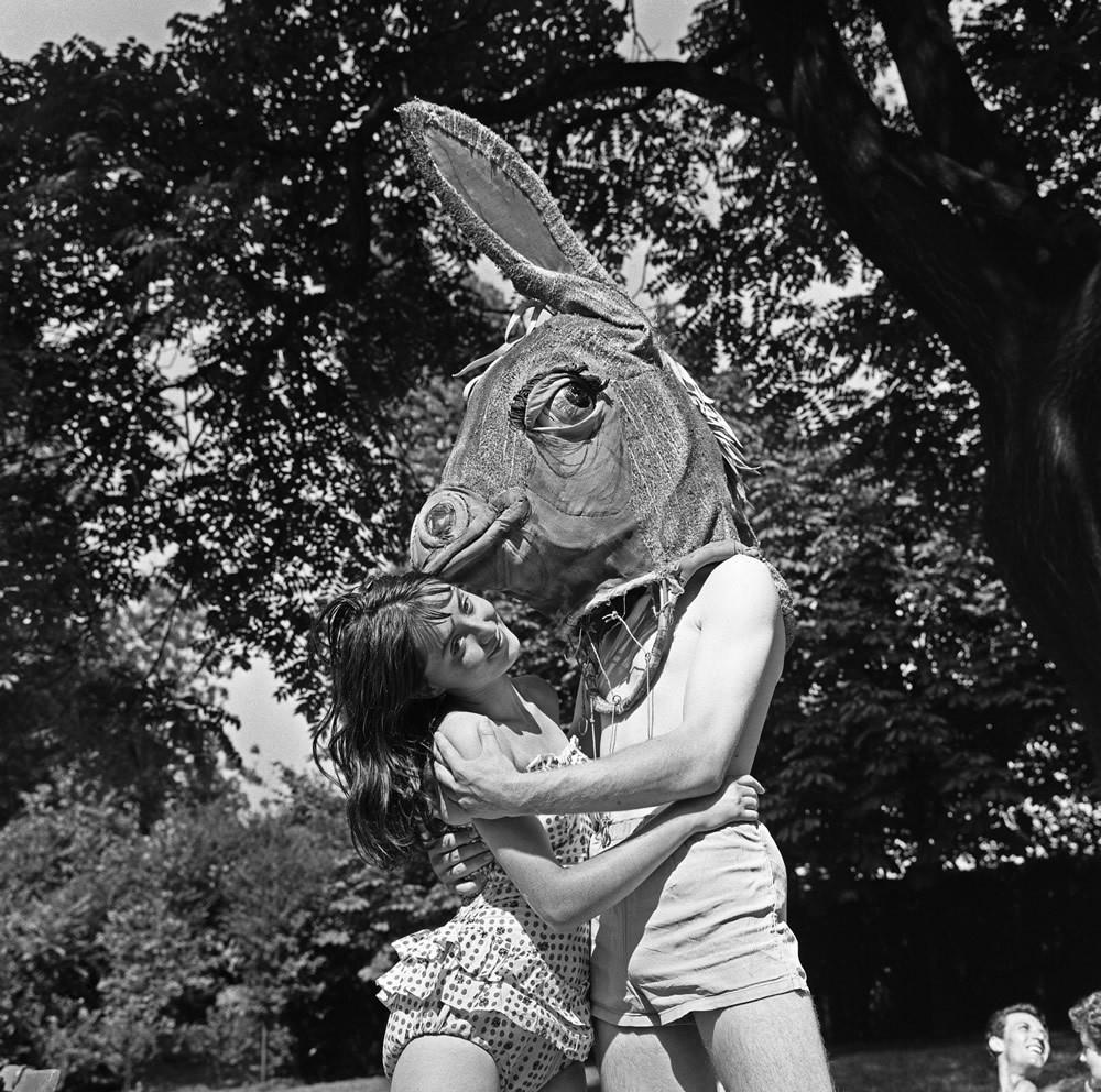 A Midsummer Night's Dream, Regents Park, 1959 Art Print