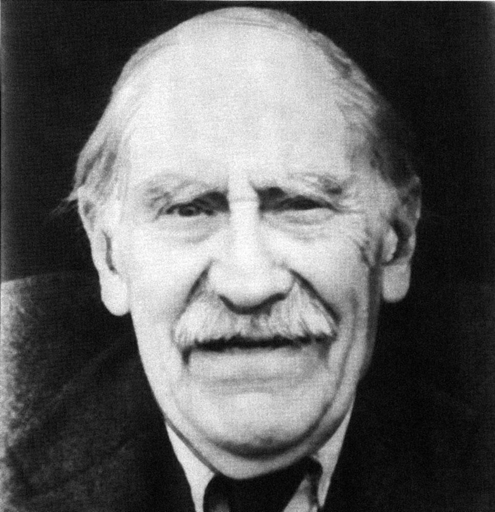 Bristol-born Bartley Wilson, the man.. Art Print