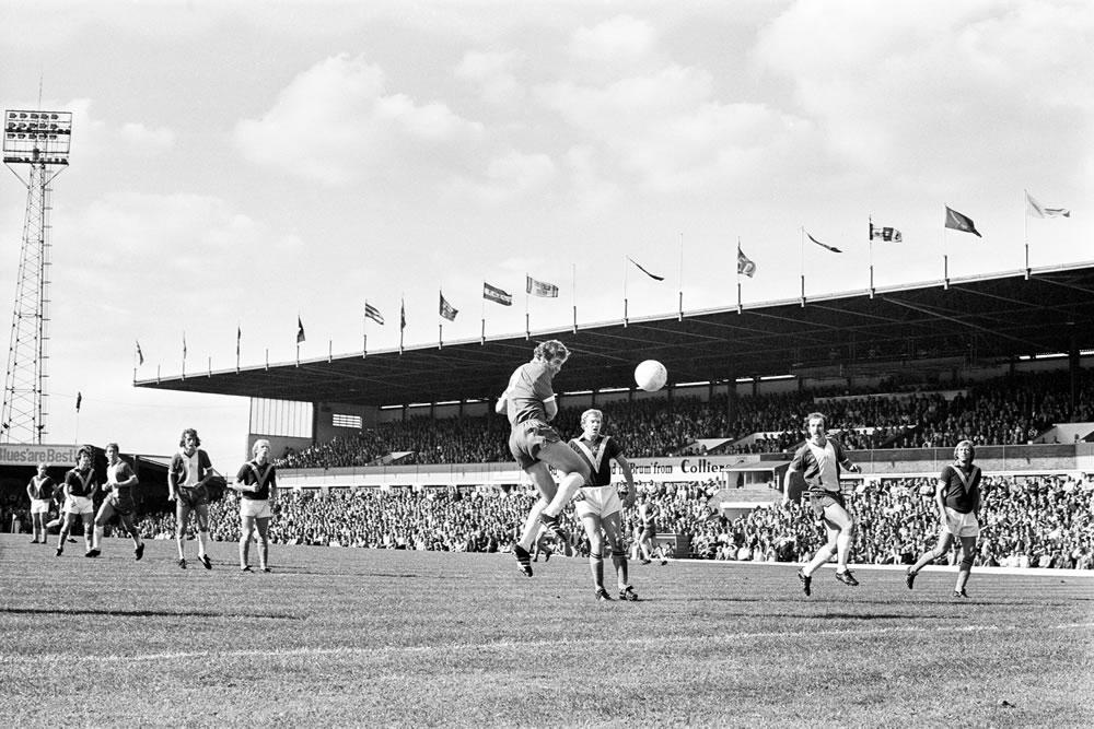 Birmingham City 4-0 Burnley, league.. Art Print