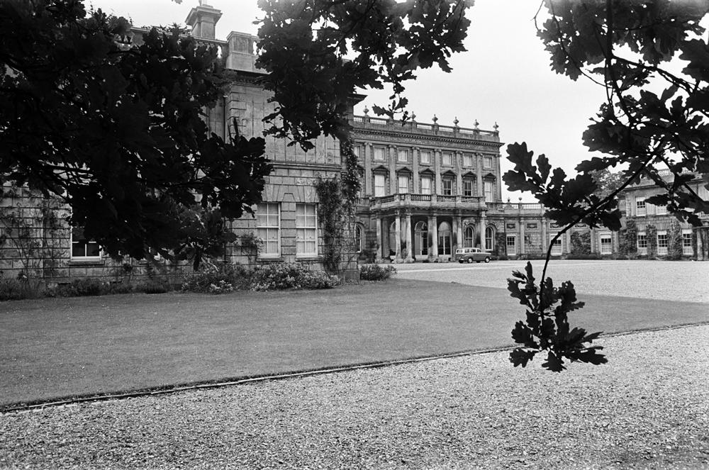 Cliveden Estate, Taplow, Buckinghamshire. 13th June 1963. Art Print