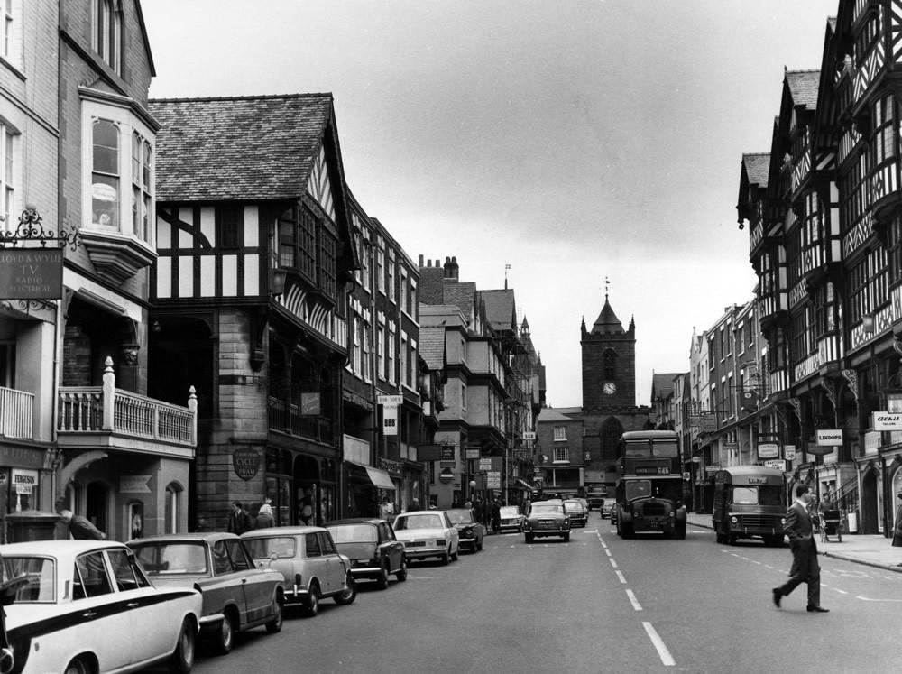 1960s Chester Art Print