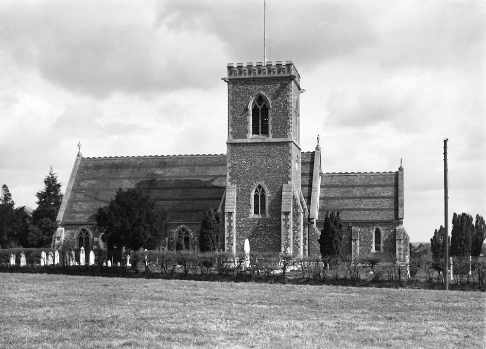 St. Margaret's Church, Iver Heath, 1932 Art Print