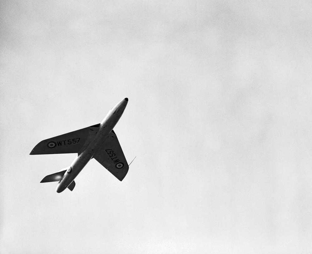 1953 Farnborough Air Show Art Print Art Print