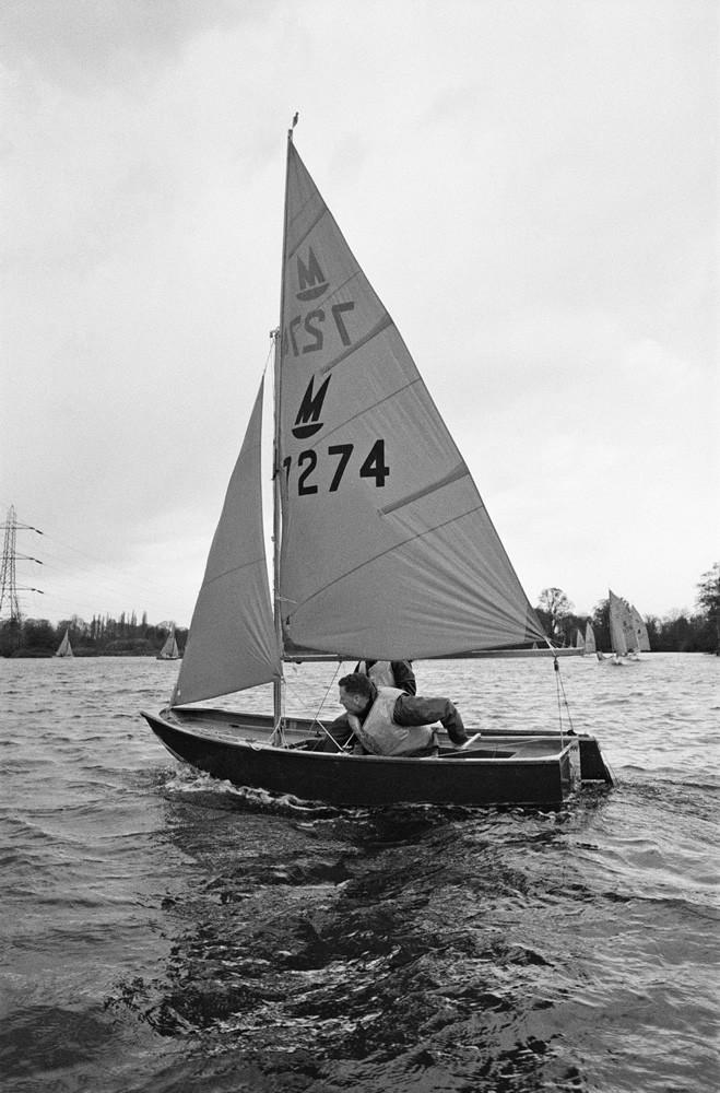 I.P.C. Yacht Club, Farloes Lake Art Print Art Print
