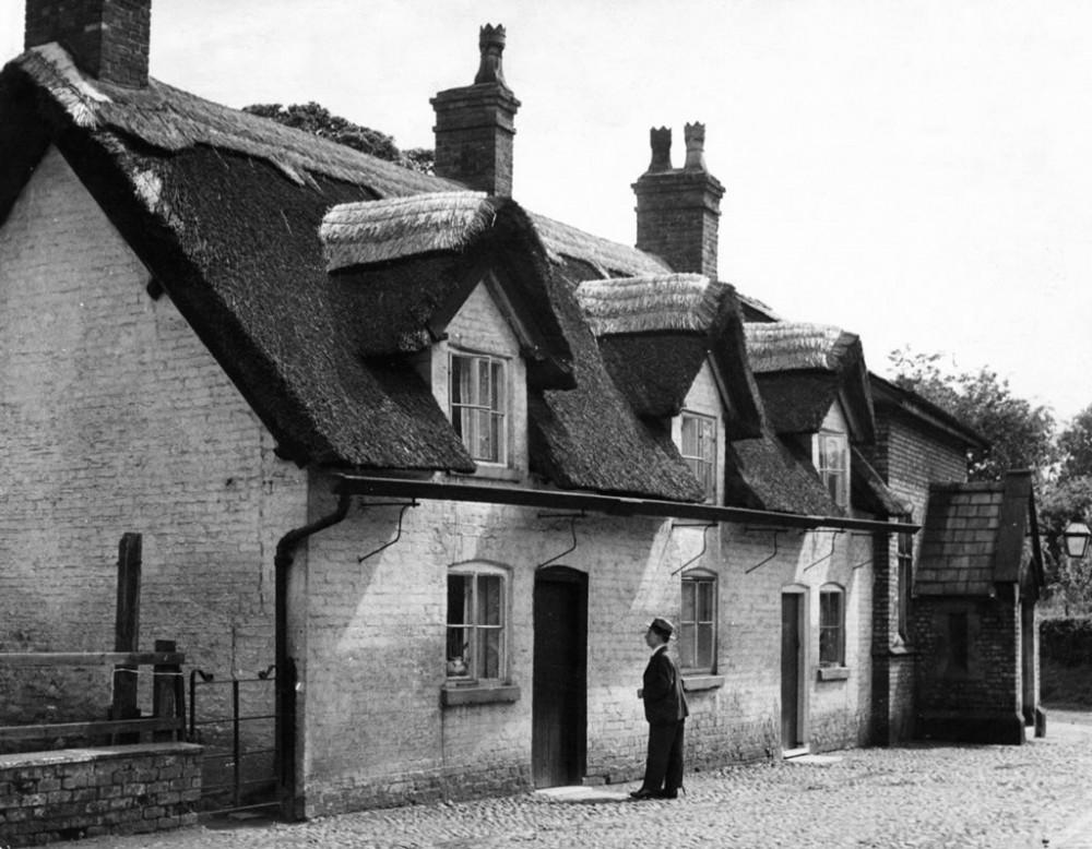 Cheshire Views, July 1938 - Art Print Art Print