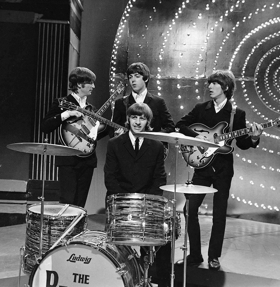 Beatles: The Beatles: Files 1966 John.. Art Print