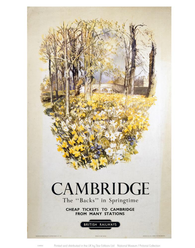Engraved River Cam Art Print