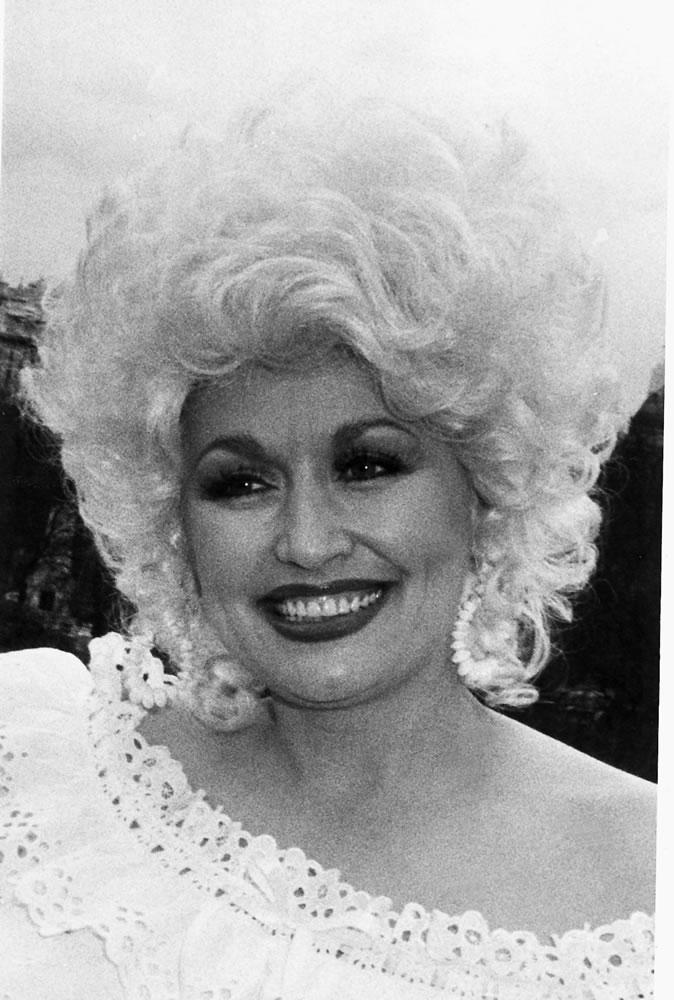 Dolly Parton Art Print