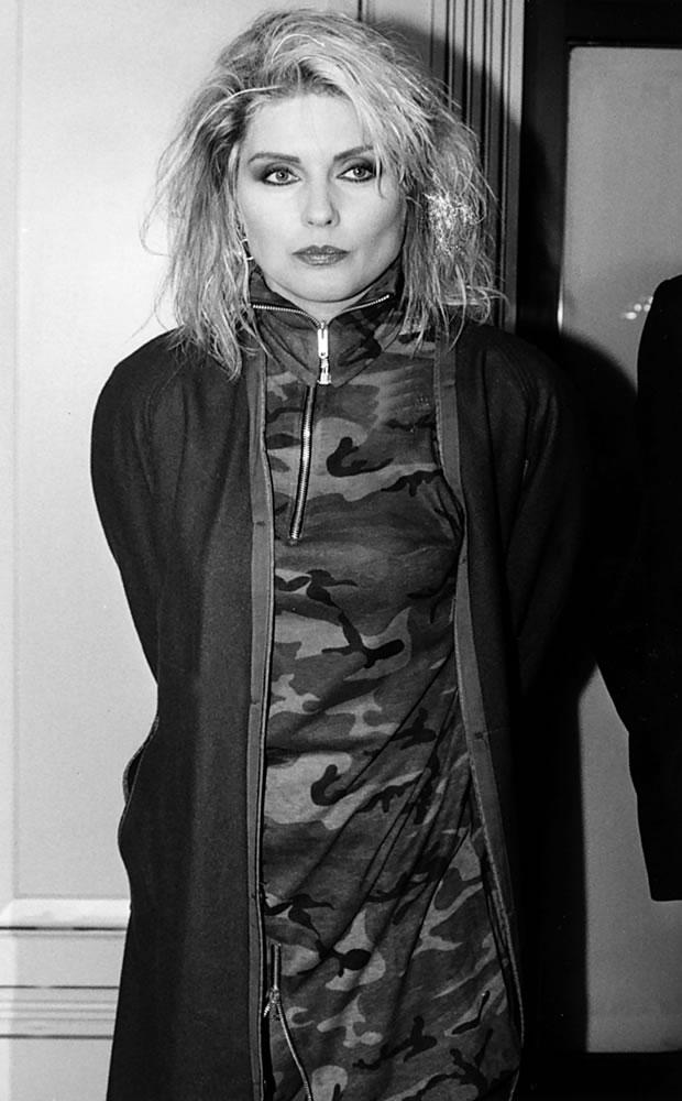 Blondie - Debbie Harry Art Print
