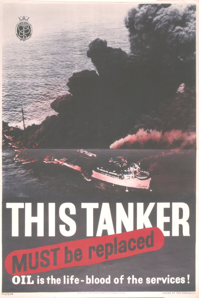 This Tanker Must be Replaced Art Print