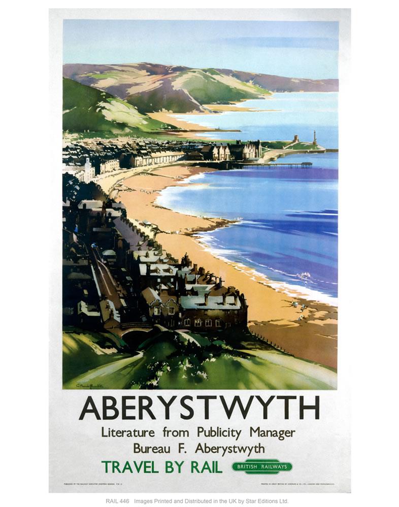 Aberystwyth Art Print