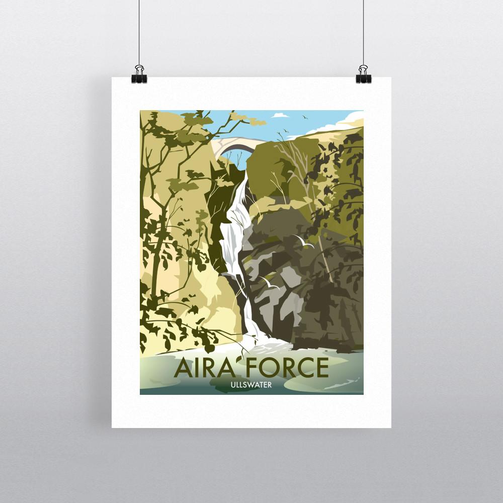 Aira Force, Lake District Art Print