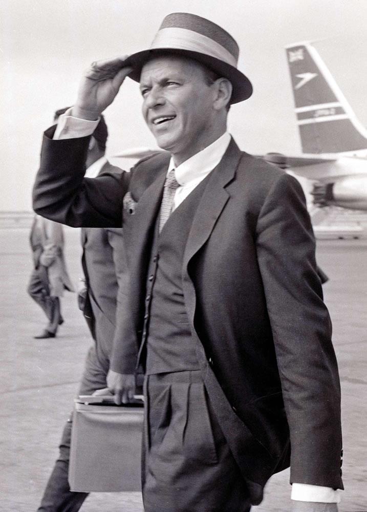 Frank Sinatra Art Print