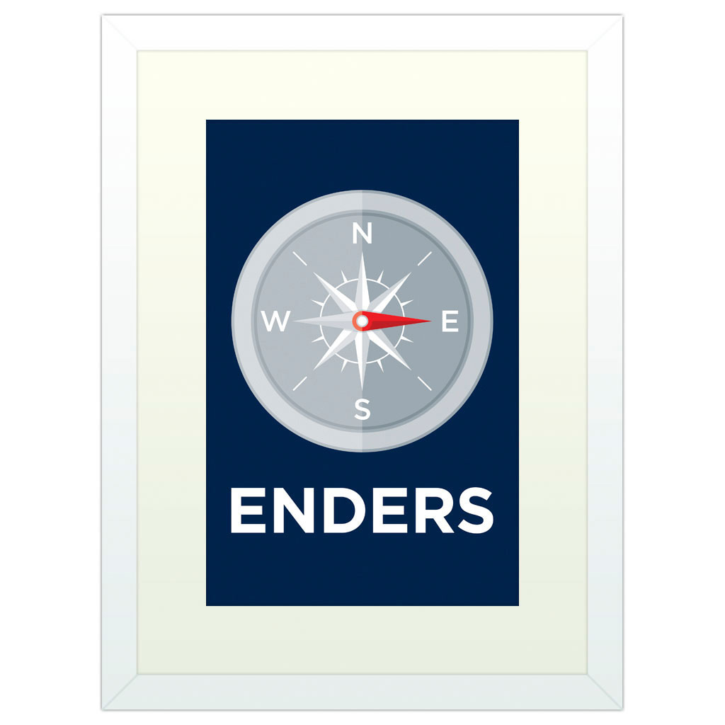 EastEnders - White Framed Art Print (40x30cm) White Framed Art Print