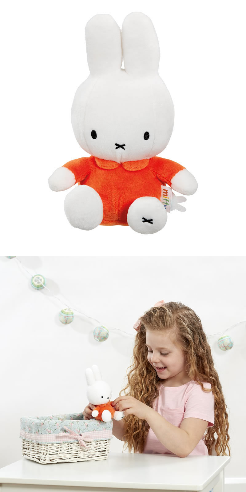 Miffy Orange