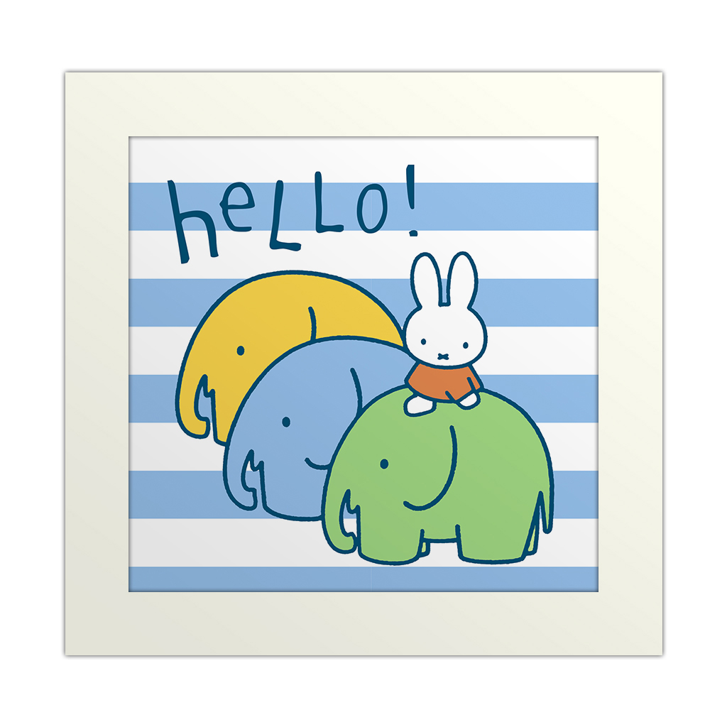 Miffy Elephants