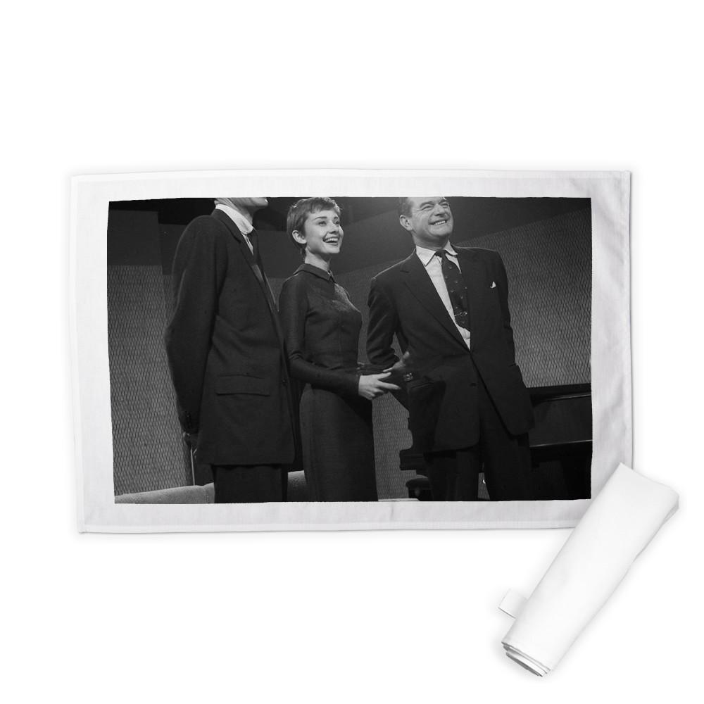 Audrey Hepburn Tea Towel