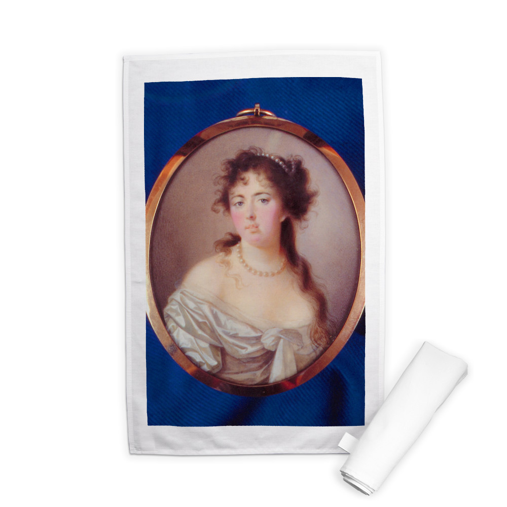 Emma Hamilton Tea Towel