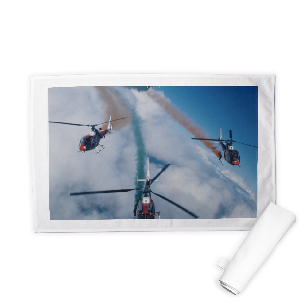 Air display Tea Towel