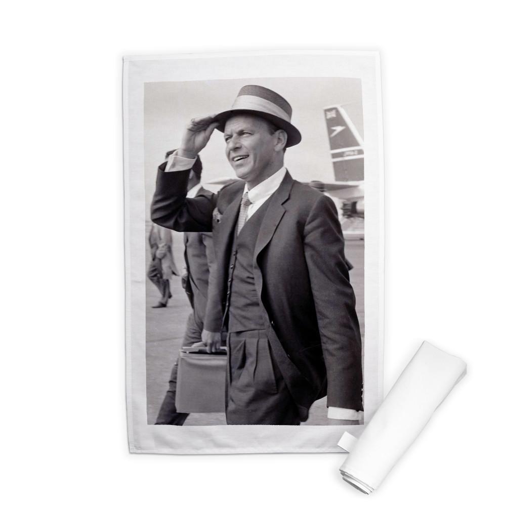 Frank Sinatra Tea Towel