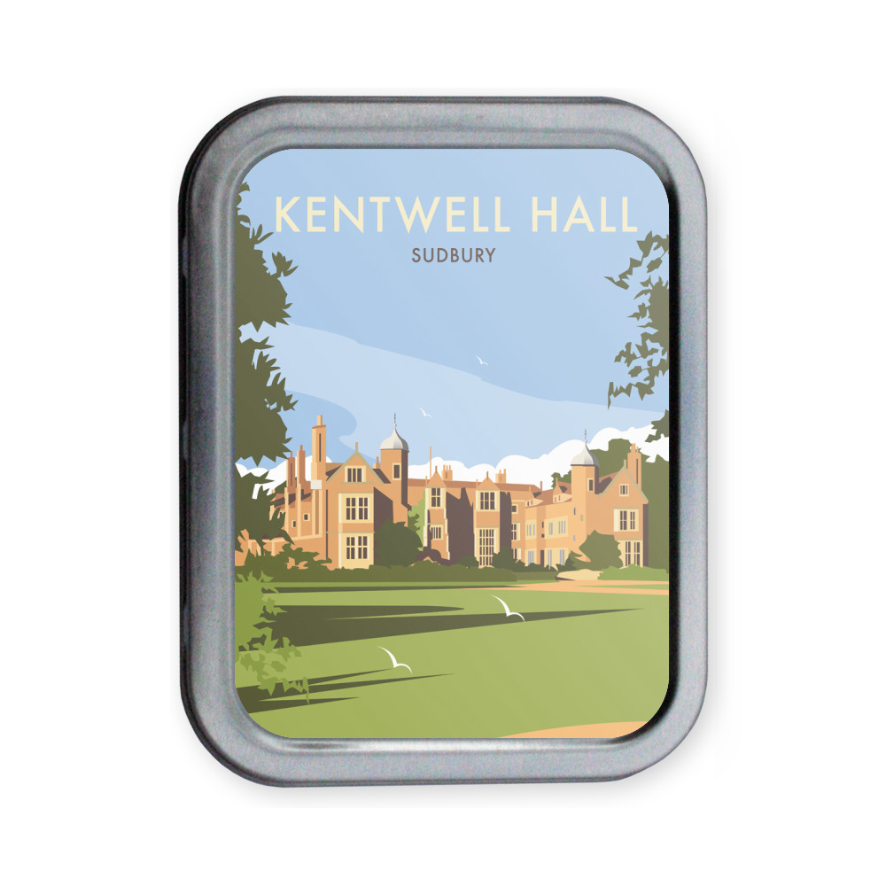 Kentwell Hall, Sudbury Collectors Tin